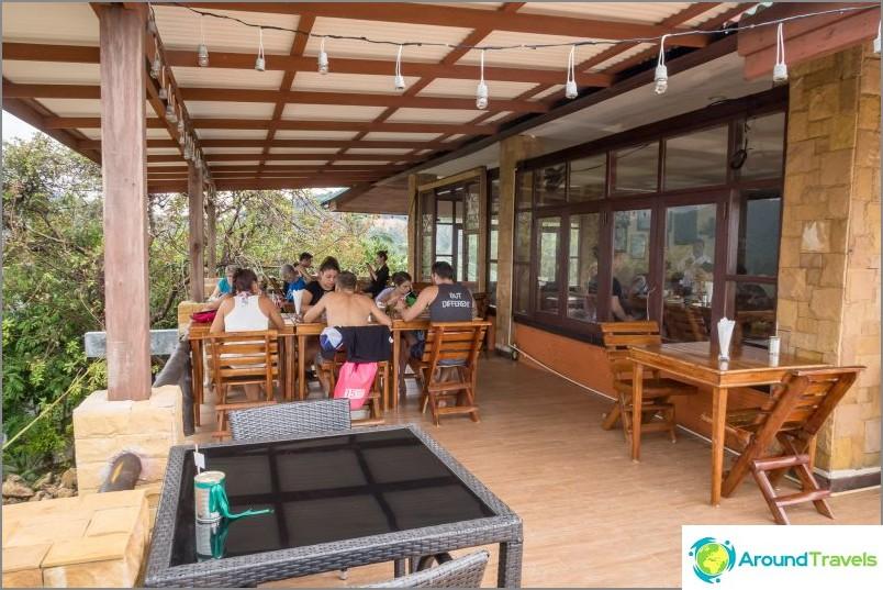 Курортът Utopia в Phangan - култов хотел и ресторант с гледка