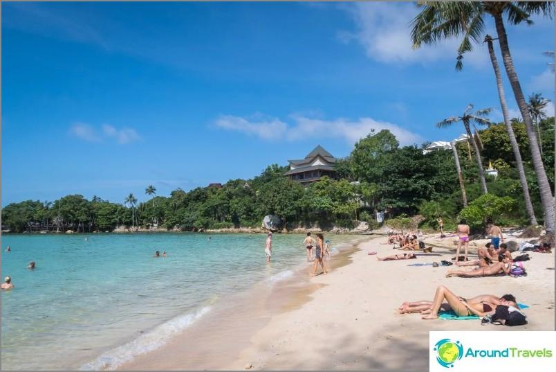Hotelli Koh Phanganissa - Haad Son Resort