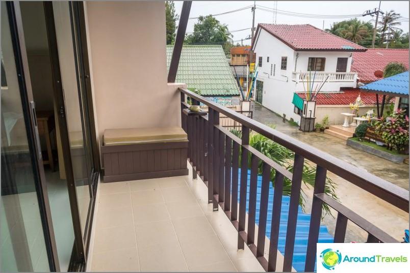 Един от най-добрите бюджетни хотели в Phangan - Phangan Island View