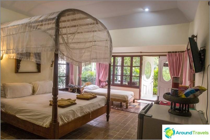 Hotelli Chaweng Resort