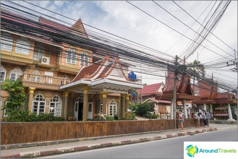 Hotelli kohteessa Chaweng - Chaweng Resort
