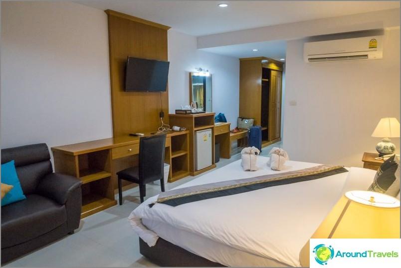 Lamai Coconut Beach Resort - l'un des meilleurs hôtels de Lamai Beach