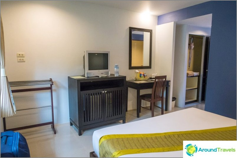 Lamai Buri Resort - hyvä hotelli Samuissa Lamai-rannalla
