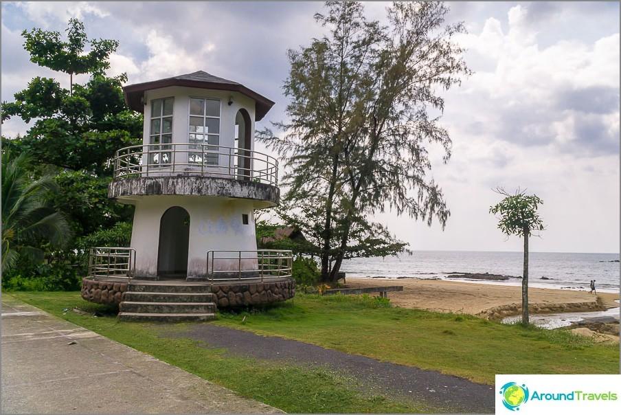 Фара Nang Tong Beach