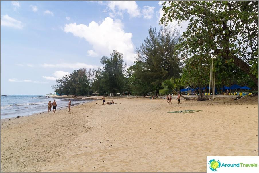 Плаж Нанг Тонг