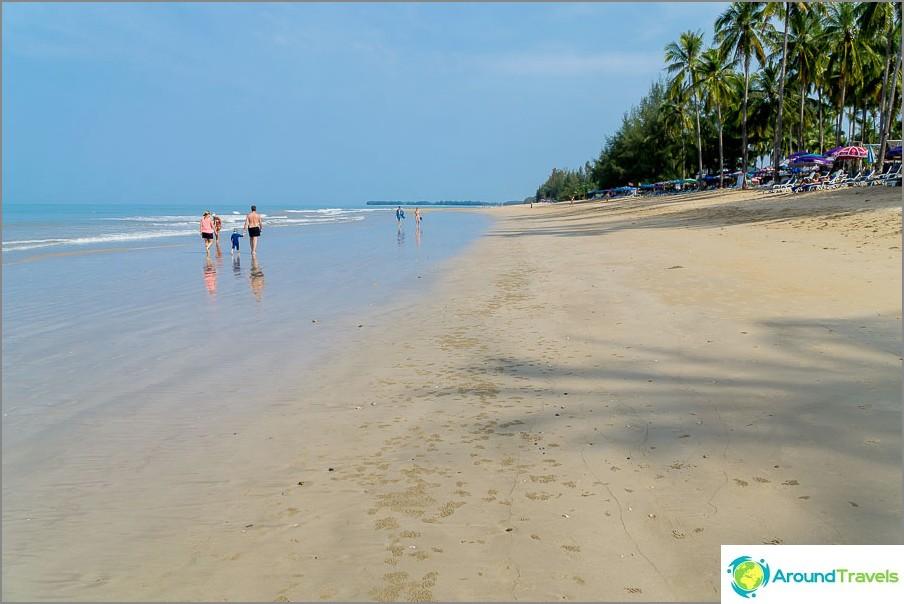 Плаж Bang Niang