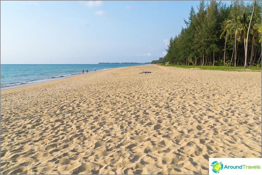 Плаж Khuk Khak