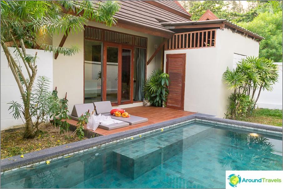 Phuket-allashuvila
