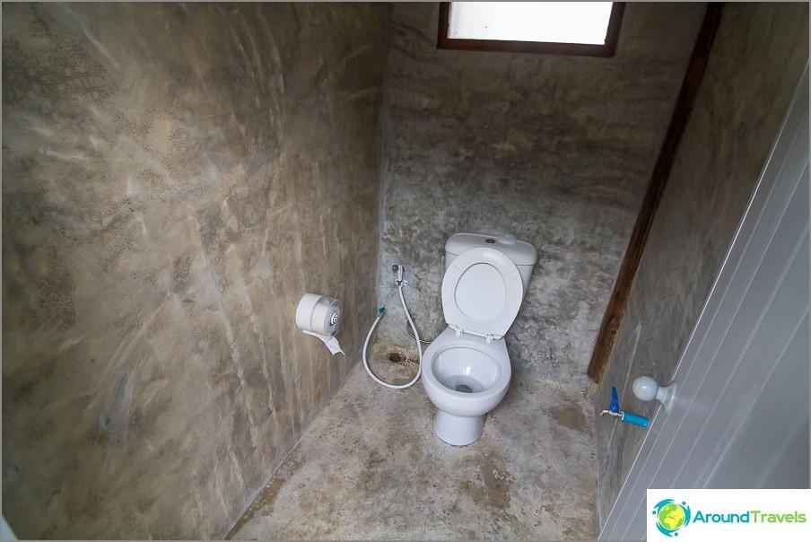 обществена тоалетна