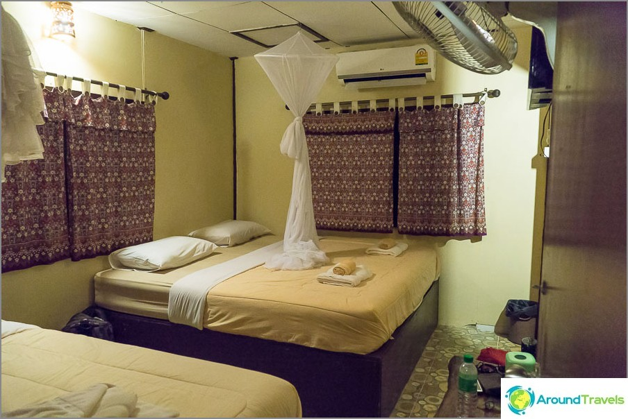 Hotelli kohteessa Khao Soka - Treehouse Resort