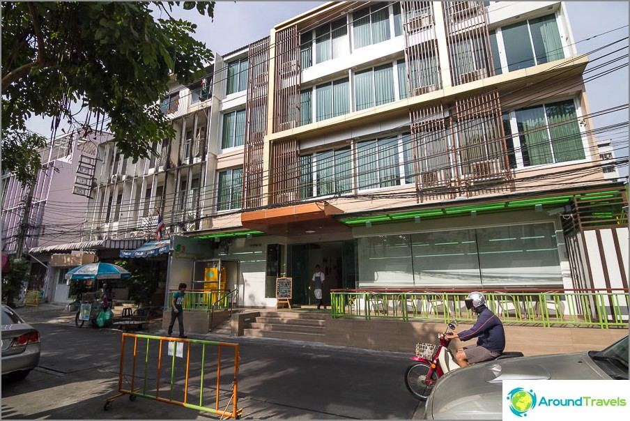 Mukava hotelli S3 Residence Park