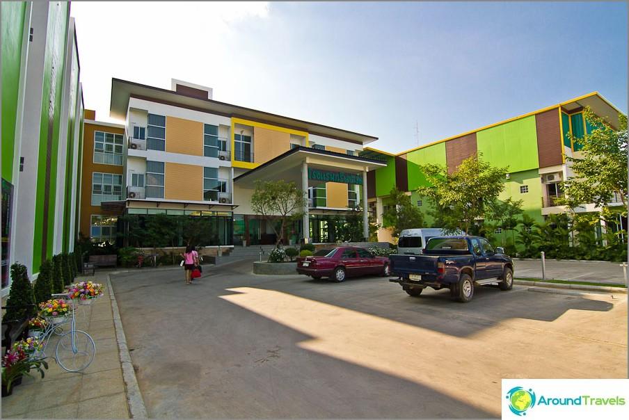 Halpa hotelli Campeng Pet - Green Park Hotel