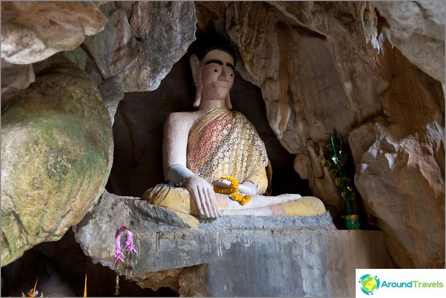 Tham Changin luola-luola