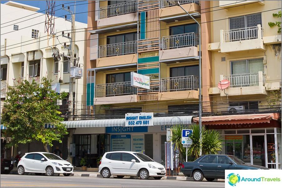 Halpa hotelli Hua Hin - Royal Express
