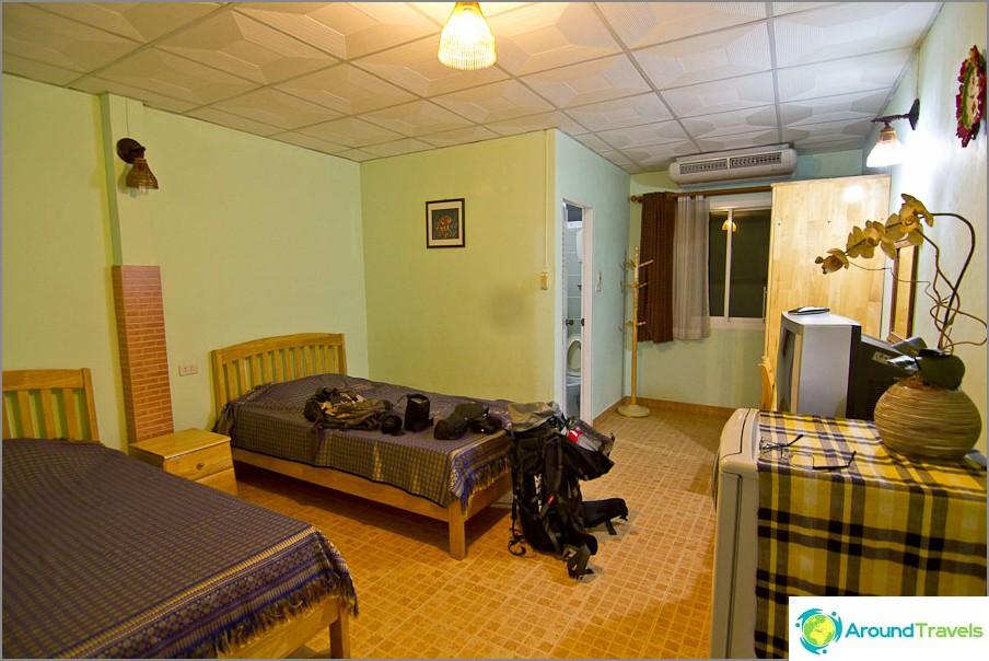 Бюджетна къща за гости Hua Hin - Swasdee
