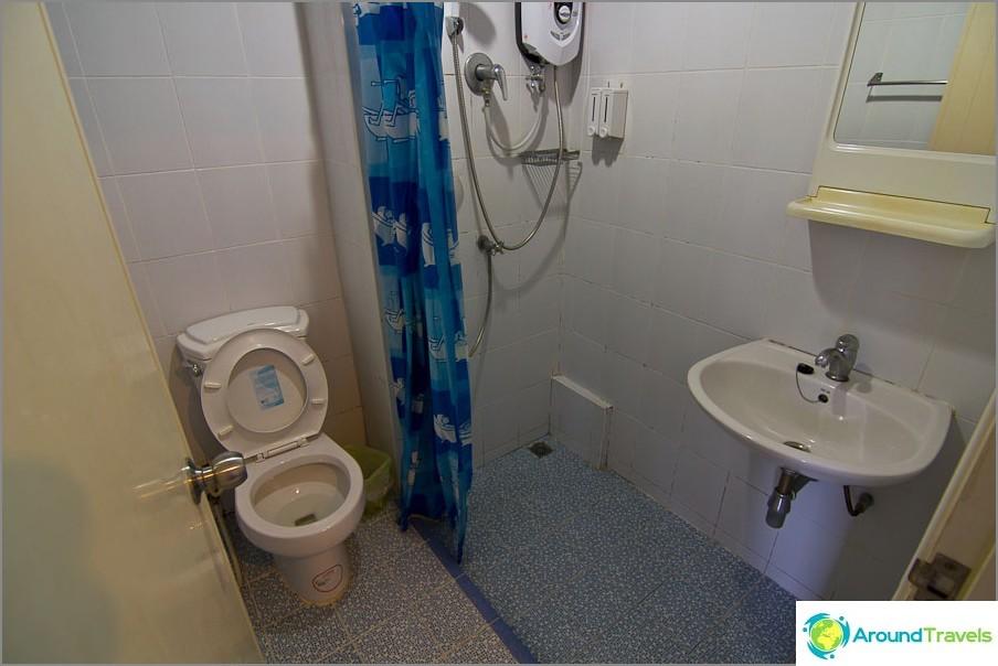 Vakio kylpyhuone