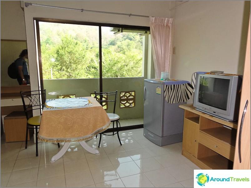 Апартамент Содсри