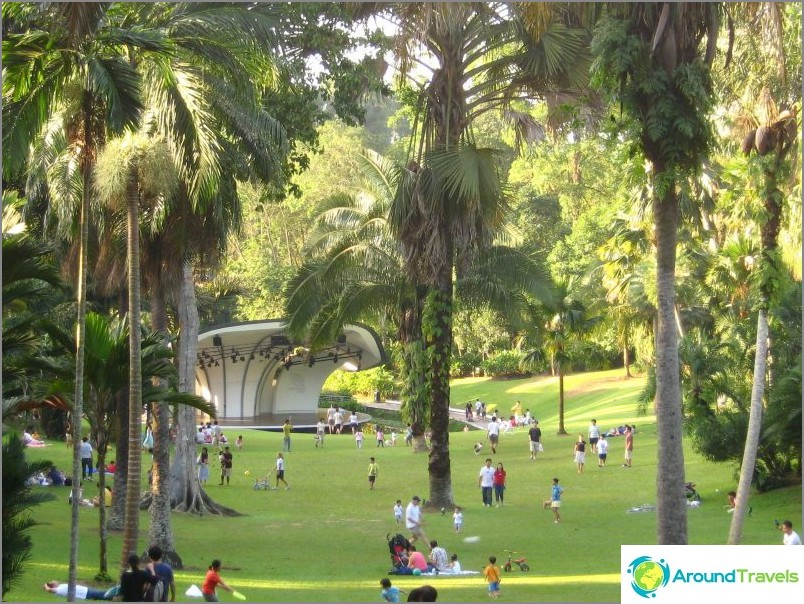 Bukit Timahin luonnonsuojelualue / commons.wikimedia / Calvin teo