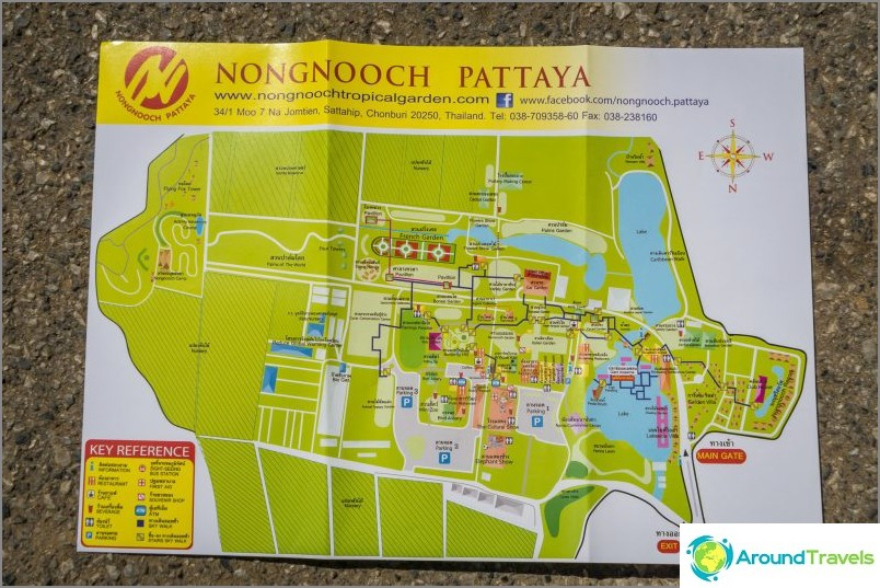 Kartta Nong Nooch