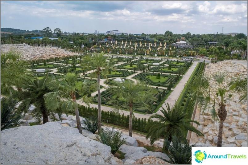 Nong Nooch -säännöllinen puisto