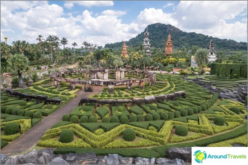 Nong Noochin trooppinen puisto
