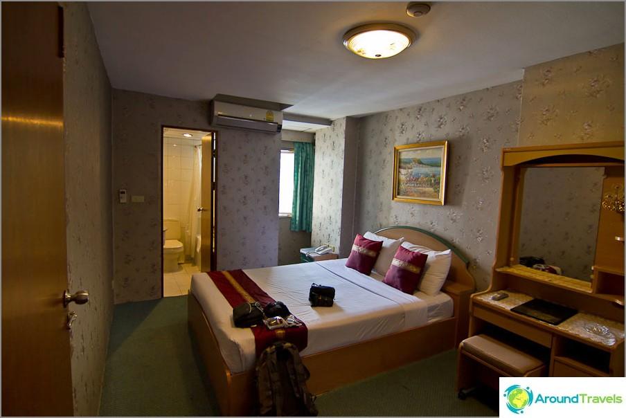 Стая за 550 бата, ако резервирате чрез интернет