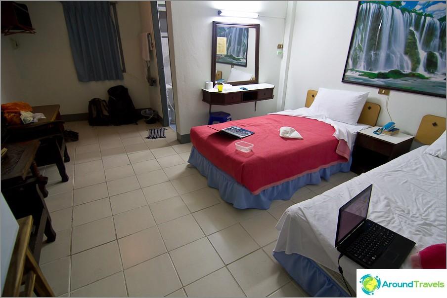 North Land House - стая за 500 бата