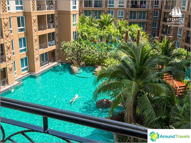 Parhaat hotellit Pattayassa hinnan ja arvostelujen perusteella - valintani