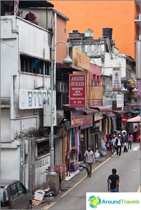 الحي الهندي ليتل إنديا