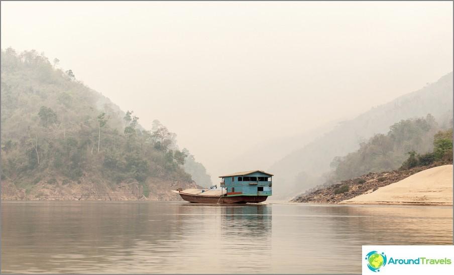 Koskenlasku Mekongissa