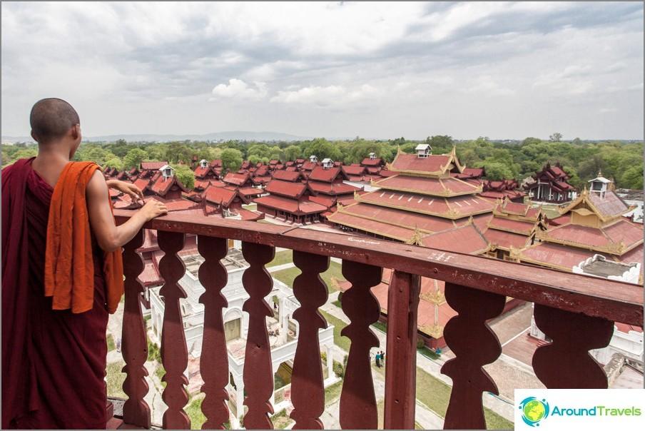 Mandalay, Manyama (Burma)