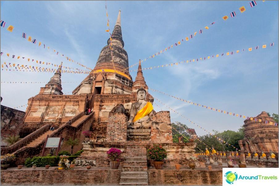 Ayutthaya, Thaimaa