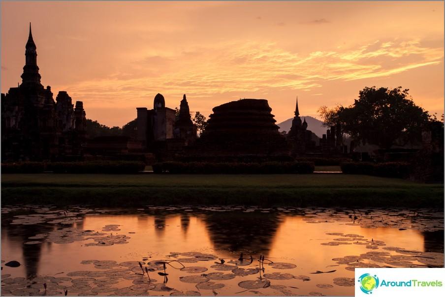 Sukhothai, Thaimaa