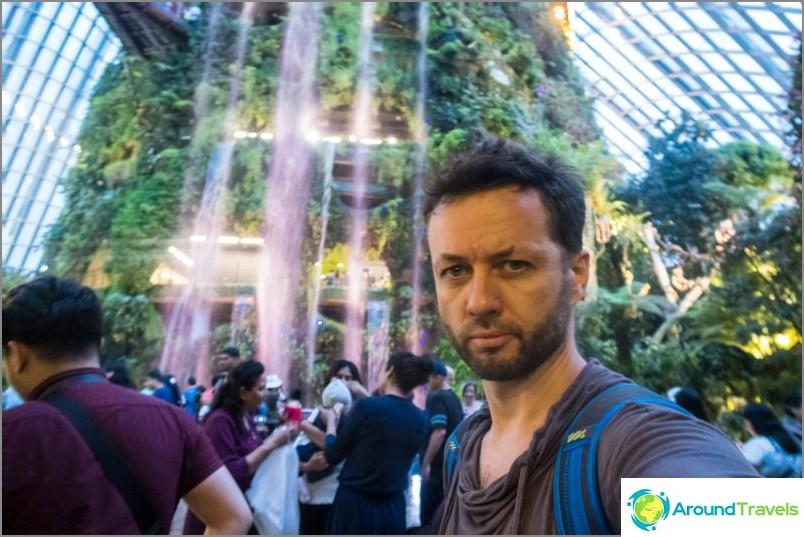 Bay Gardens Singaporessa - suosituin nähtävyys