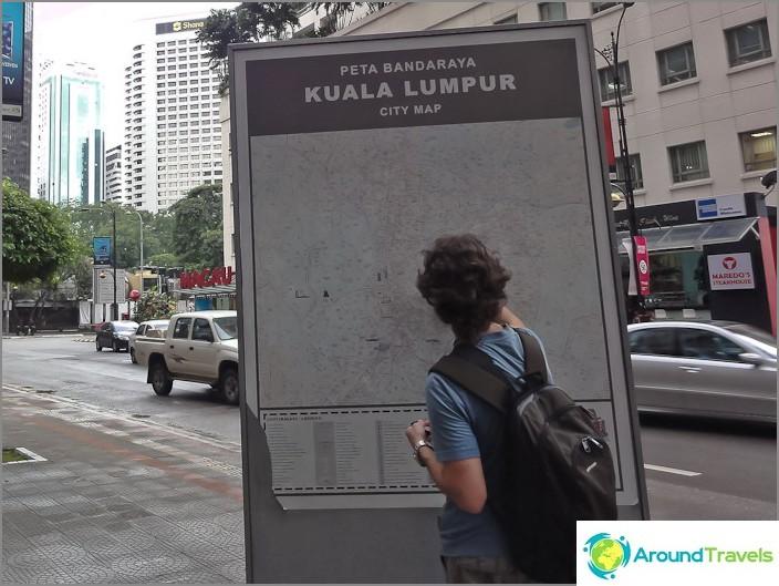 خرائط الشوارع