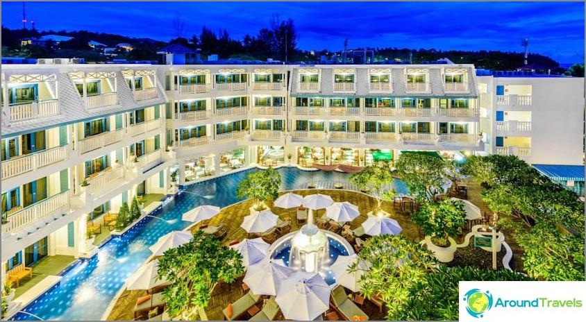 Karon Andaman Seaview Hotel