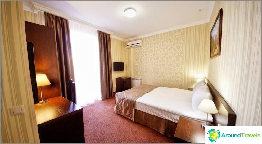 Къде да отседнете в Геленджик - селекция от евтини хотели