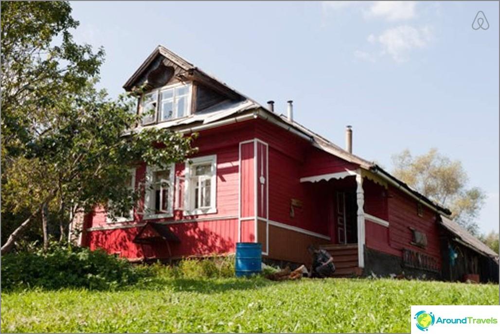 Как да наема селска къща за уикенда в предградията - моят избор
