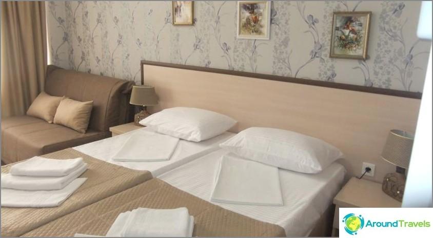 Къде да отседнете в Анапа на евтино - моята селекция от хотели