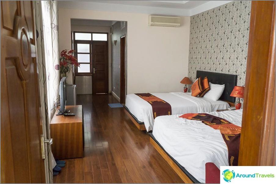 Хотел в центъра на Ханой