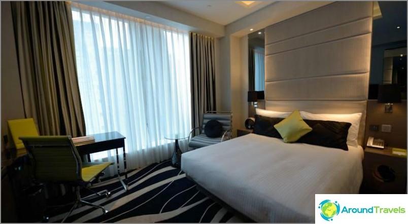 Hongkongin parhaat hotellit - valintani arvosanan ja hinnan perusteella