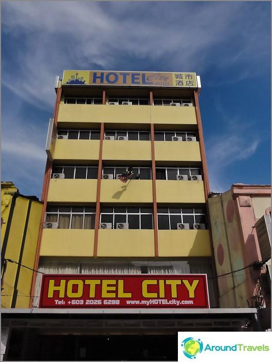 Kaupunkihotelli