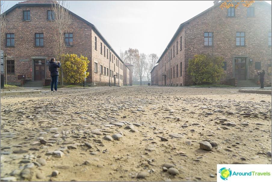 Keskitysleiri Auschwitzissa Auschwitz 1