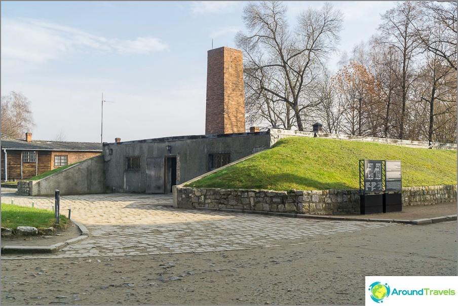 Krematorium Auschwitzin keskitysleirillä 1
