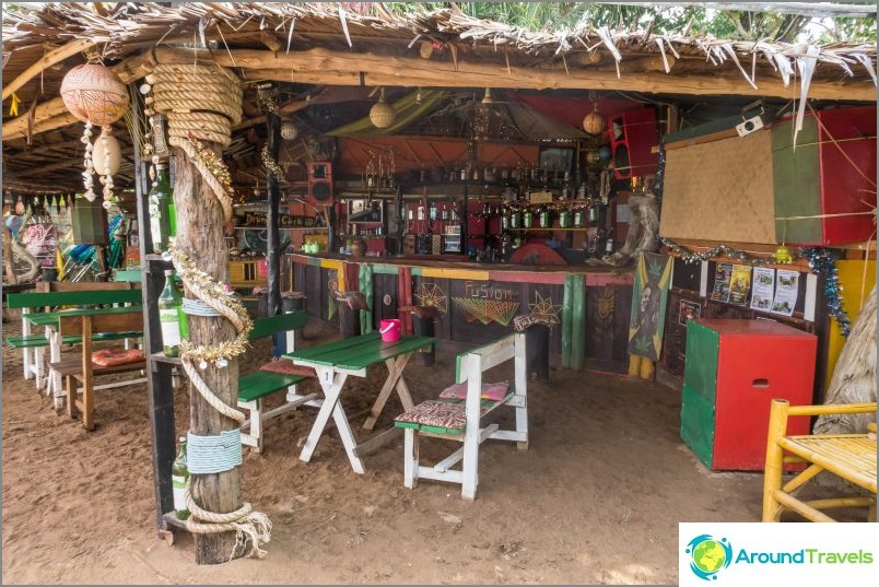 Relax Beach (Relax Beach) - missä rentoutua Koh Lantaa
