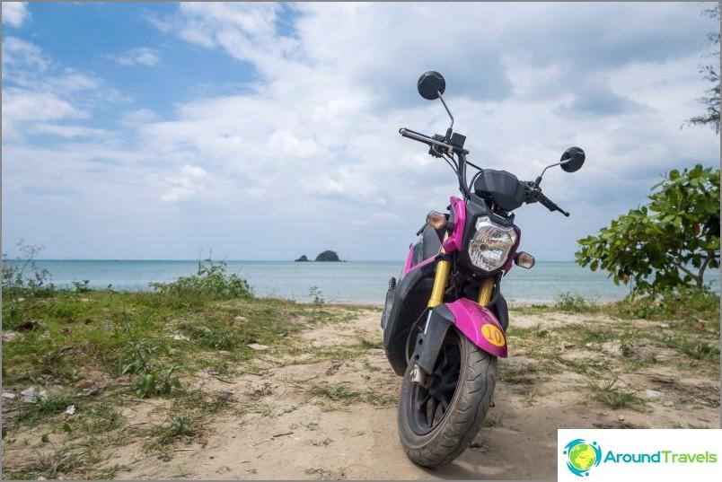 Ao Kaw Kwang - крайбрежен плаж