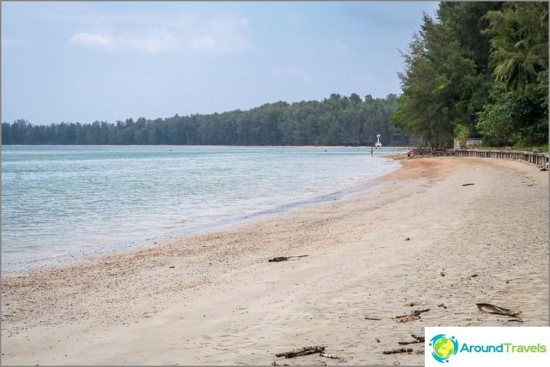 Плаж Koh Kwan на Ланта