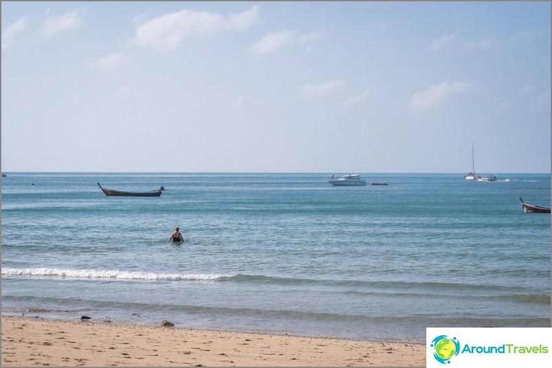 Плаж Ba Cantiang Bay в Ланта
