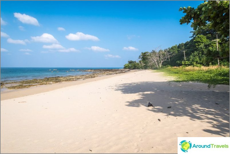 Плаж Klong Hin в Ланта