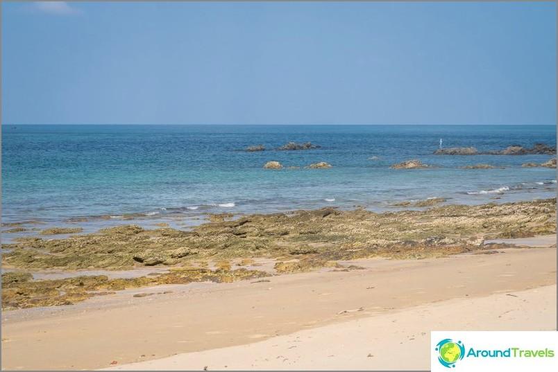 Klong Hin на Ланта - плаж за оцелели